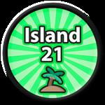 Roblox Saber Simulator - Badge Island 21