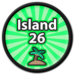 Roblox Saber Simulator - Badge Island 26