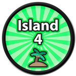Roblox Saber Simulator - Badge Island 4
