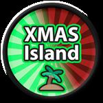 Roblox Saber Simulator - Badge XMAS Island