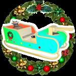 Roblox SharkBite - Badge Holiday Hero