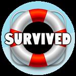 Roblox SharkBite - Badge Survivor