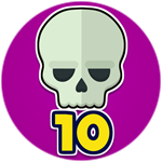 Roblox Shoot Out - Badge Own 10 Death Effects