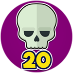 Roblox Shoot Out - Badge Own 20 Death Effects