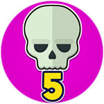 Roblox Shoot Out - Badge Own 5 Death Effects