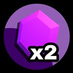 Roblox Sorcerer Fighting Simulator - Shop Item x2 Danias