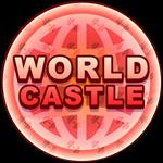 Roblox Strongman Simulator - Badge Area - Castle
