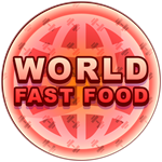 Roblox Strongman Simulator - Badge Area - Fast Food