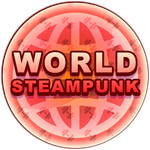 Roblox Strongman Simulator - Badge Area - Steampunk