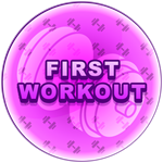 Roblox Strongman Simulator - Badge First Workout