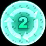 Roblox Strongman Simulator - Badge Rebirth - 2