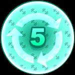 Roblox Strongman Simulator - Badge Rebirth - 5