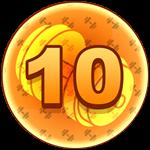 Roblox Strongman Simulator - Badge Strength - 10