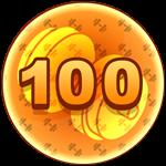 Roblox Strongman Simulator - Badge Strength - 100