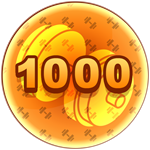 Roblox Strongman Simulator - Badge Strength - 1000