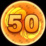 Roblox Strongman Simulator - Badge Strength - 50