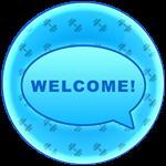 Roblox Strongman Simulator - Badge Welcome