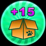 Roblox Strongman Simulator - Shop Item Pet Inventory +15