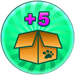 Roblox Strongman Simulator - Shop Item Pet Inventory +5