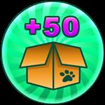 Roblox Strongman Simulator - Shop Item Pet Inventory +50