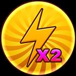 Roblox Strongman Simulator - Shop Item X2 Energy