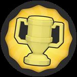 Roblox Super Golf - Badge 1,000 Wins!