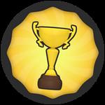 Roblox Super Golf - Badge 25 Wins!