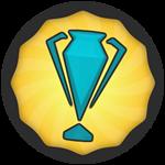 Roblox Super Golf - Badge 250 Wins!