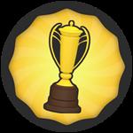 Roblox Super Golf - Badge 75 Wins!
