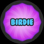 Roblox Super Golf - Badge Birdie!