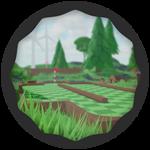 Roblox Super Golf - Badge Forest Win!
