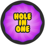 Roblox Super Golf - Badge Hole In One!