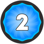 Roblox Super Golf - Badge Level 2!