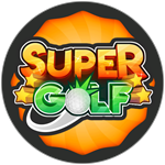 Roblox Super Golf - Badge Welcome!