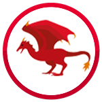 Roblox Super Power Fighting Simulator - Badge Dragon Fusion