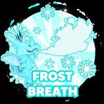 Roblox Super Power Fighting Simulator - Badge Frost Breath Unlocked