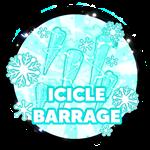 Roblox Super Power Fighting Simulator - Badge Icicle Barrage Unlocked