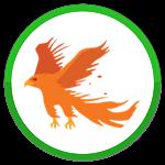 Roblox Super Power Fighting Simulator - Badge Phoenix Fusion