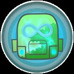 Roblox Superhero Simulator - Shop Item Infinite Backpack