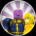 Roblox Superhero Simulator - Shop Item Thanos Suit