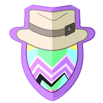 Roblox The Wild West - Badge The Adventurer Influencer