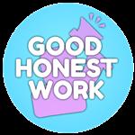 Roblox Timber - Badge Good, Honest Work!