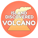 Roblox Timber - Badge Island Discovered: Volcano!