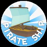 Roblox Timber - Shop Item Pirate Ship!