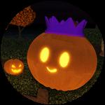 Roblox Tower Heroes - Badge Beat Pumpking! [Easy]