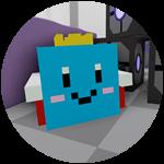 Roblox Tower Heroes - Badge Beat the Chaos Sentry(RAID)!