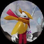 Roblox Tower Heroes - Badge Defeat Fall Branch! [Medium]