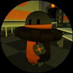 Roblox Tower Heroes - Badge Defeat Inferno Brawler [Medium]