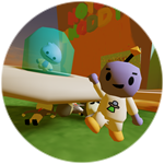 Roblox Tower Heroes - Badge Defeat Knoddy from Robot 64!