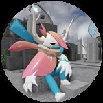 Roblox Tower Heroes - Badge Defeat Sakura Branch! [Hard]
